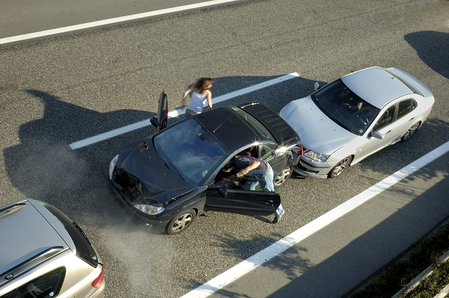 Does automobile insurance follow the car or the driver for There are usually collisions in a motor vehicle crash