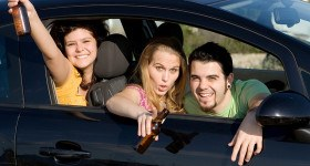 teens drinking and driving