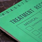 medical treatment record