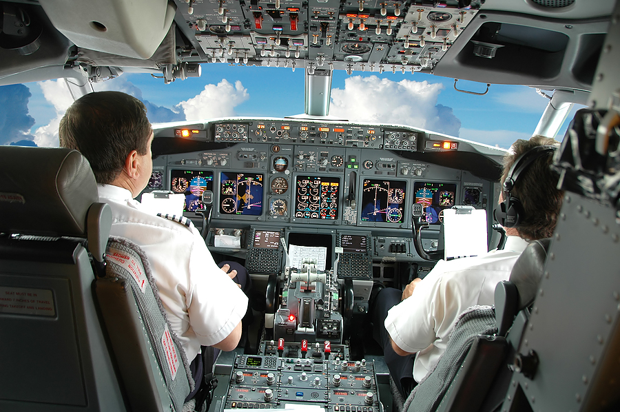 stale cockpit air could dull airline pilot performance