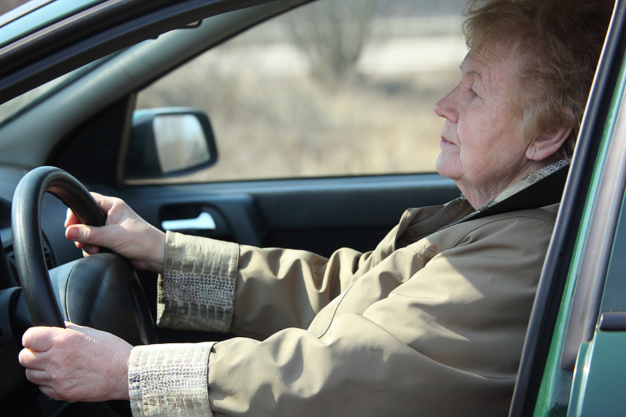 Should drivers whose licenses are expiring/need to be renewed re-take the written exam?