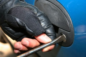 car theft high on New Year's Day