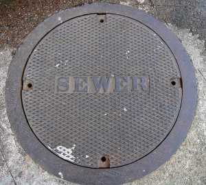 manhole cover thefts