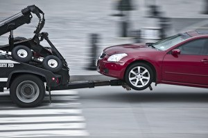 tow trucks used to steal cars