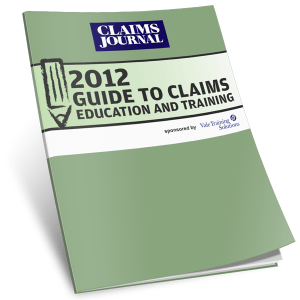 claims education and training guide