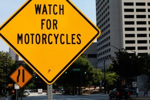 Motorcycle Safety Priority