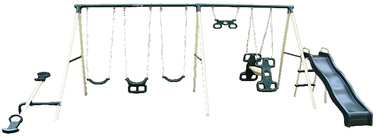 Troxel Recalls Swing Sets Due To Seesaw Defect