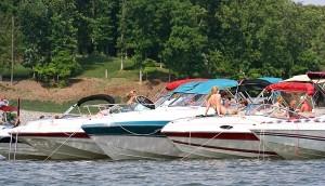 boat tie up