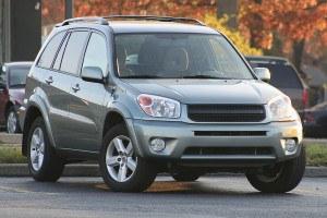 Toyota RAV4 voluntary recall