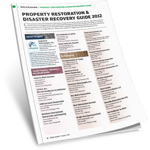2012 Disaster Recovery Guide