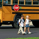 School bus sign law