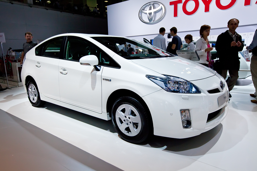 Toyota to Recall 2 8M Vehicles for Steering Glitch