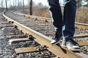 pedestrian railroad deaths