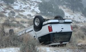 Upside down SUV