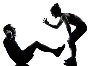 fitness test - sit ups