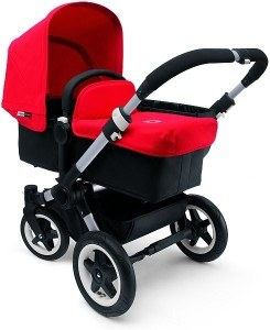 Bugaboo Donkey stroller. Photo: CPSC