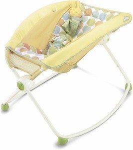 Fisher-Price newborn infant sleeper