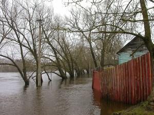 flood control system failure