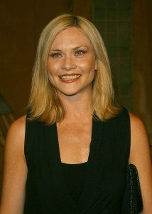Amy Locane, former Melrose Place actress