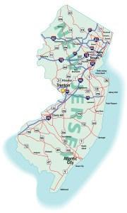 New Jersey State Interstate Ma-6575395