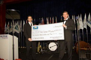 """annual Insurance Industry Charitable Foundation Texas/Southeast Division benefit dinner, """"Lone Star Legends,"""" held on February 21 in Dallas"""