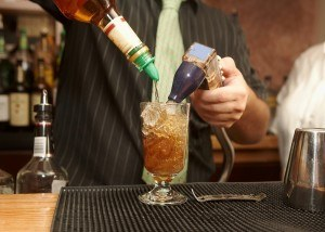 Is a bartender responsible for over-serving you?