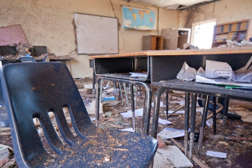 Joplin Schools Move to Supply Safe Rooms After Tornado