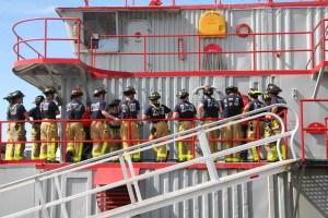 West Palm Beach Firefighter Training