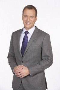 Mike Bettes, The Weather Channel meteorologist. Photo: The Weather Channel