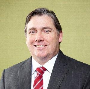 Jarrod Hill, executive vice president of International Property, ACE Group. Photo: BusinessWire