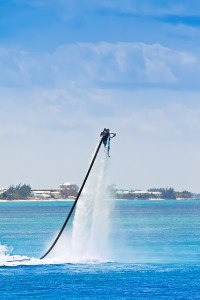 water jet pack safety