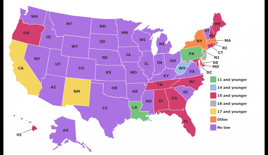 State By State Look At Motorcycle And Bicycle Helmet Use Laws