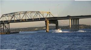 Washington's SR 520 floating bridge