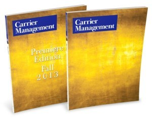 Carrier Management Magazine Cover Images