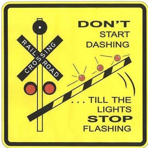Sign used by the New Jersey Dept. of Transportation/NJ DOT