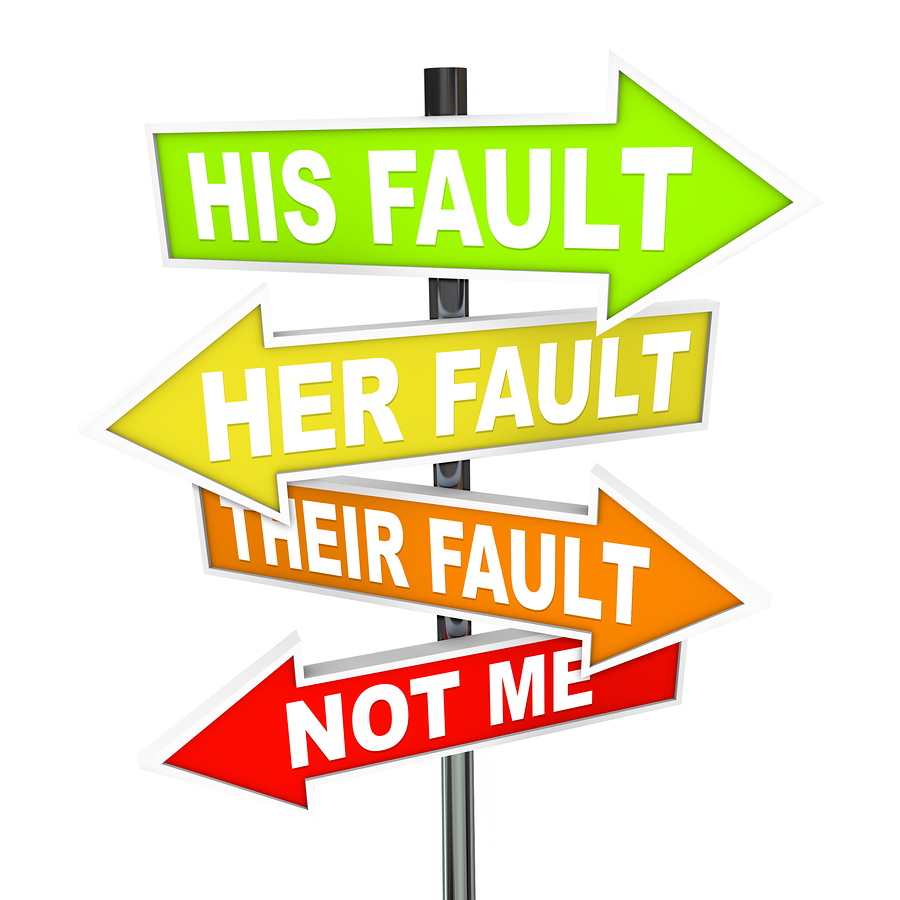 understanding comparative fault, contributory negligence and joint