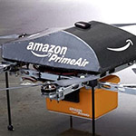 Amazon drone. Photo:  Source Newsroom: Washington University in St. Louis