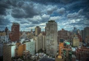 New York City Highrises