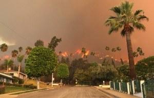 California wildfire 2014 (AP Photo)