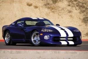 Dodge Viper GTS Coupe Concept Vehicle. 1994. (CV-507). Photo: Chrysler Group