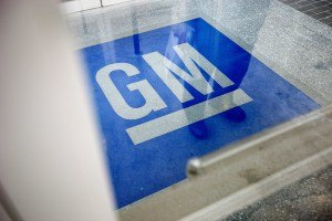 GM General Motors logo