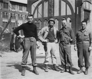 Monuments Men. Photo: National Gallery Archives