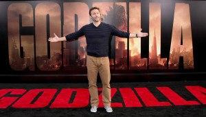 "LOS ANGELES - MAY 8:  Scott Porter at the ""Godzilla"" Premiere"