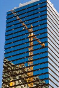 adjacent construction