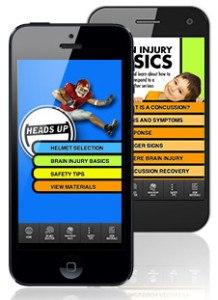 CDC Heads Up app