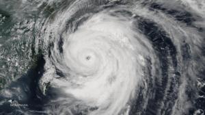 Typhoon Neoguri. Photo: NOAA/NASA