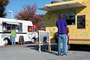 food truck vendors
