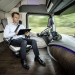Mercedes-Benz Future Truck 2025. Photo: Daimler