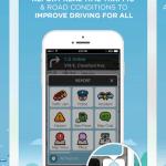 Waze mobile app