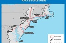 The Comprehensive Study identified nine high-risk focus areas that warrant additional analysis. (Photo by North Atlantic Coast Comprehensive Study)